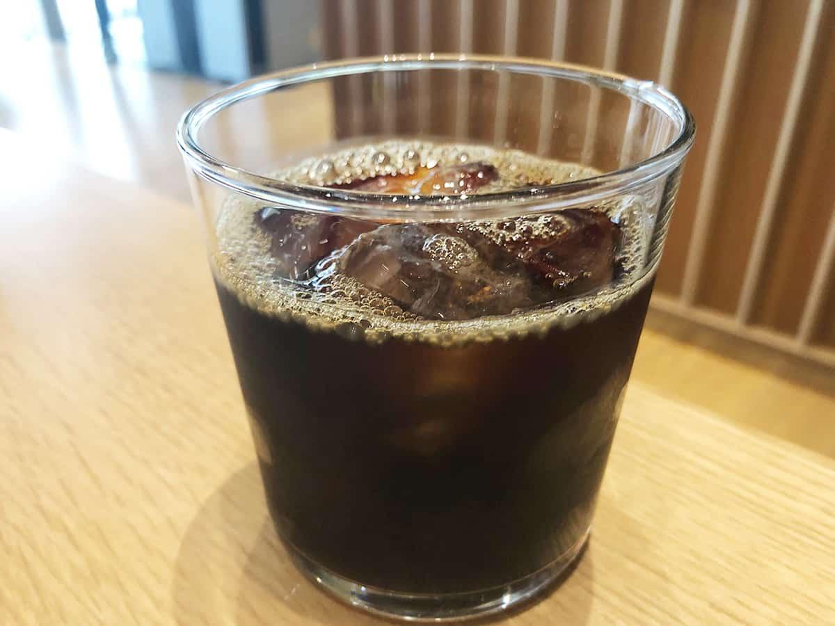 神奈川 鎌倉 鎌倉文華館 鶴岡ミュージアム カフェ|ドリップコーヒー