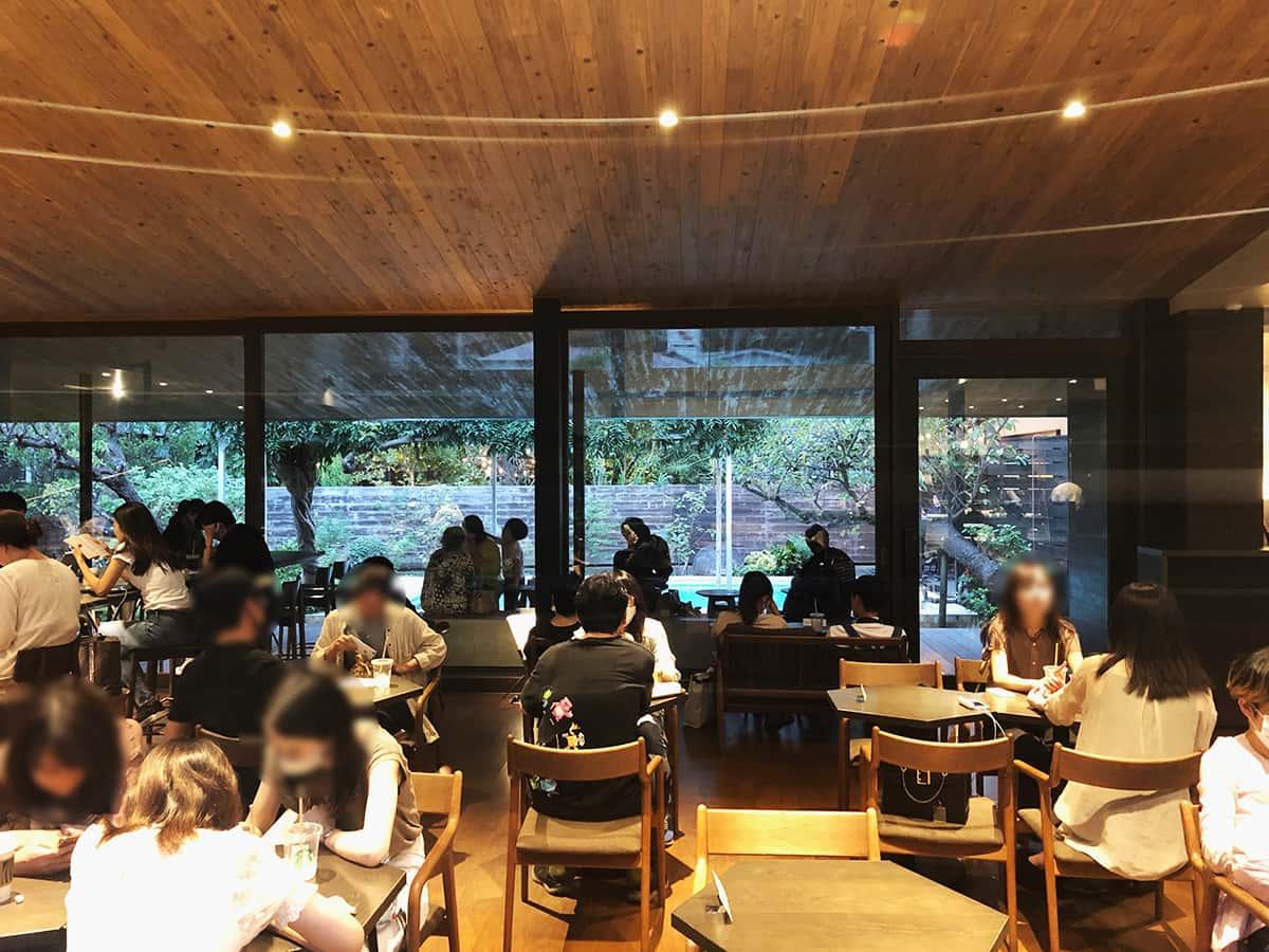 神奈川 鎌倉 スターバックス・コーヒー 鎌倉御成町店 店内