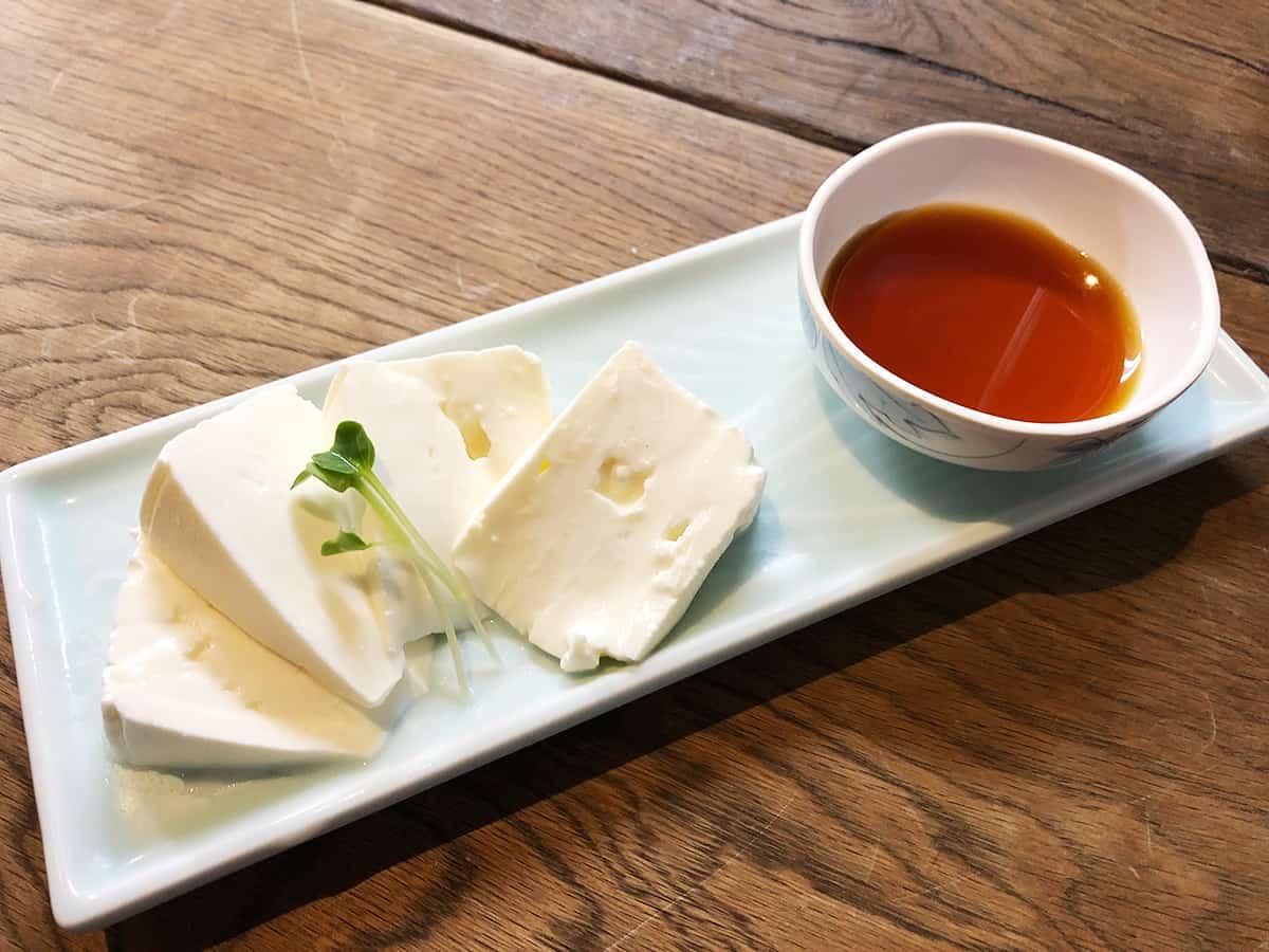 北海道 富良野 くまげら|チーズ豆腐