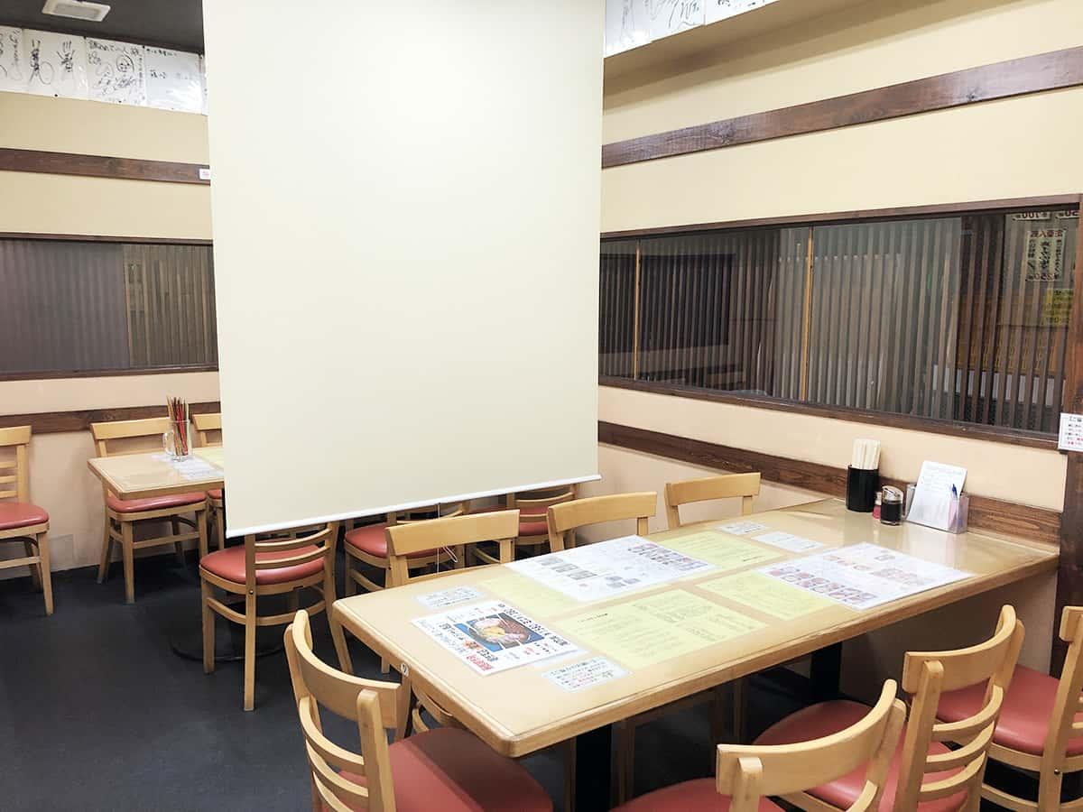 北海道 函館 きくよ食堂 店内