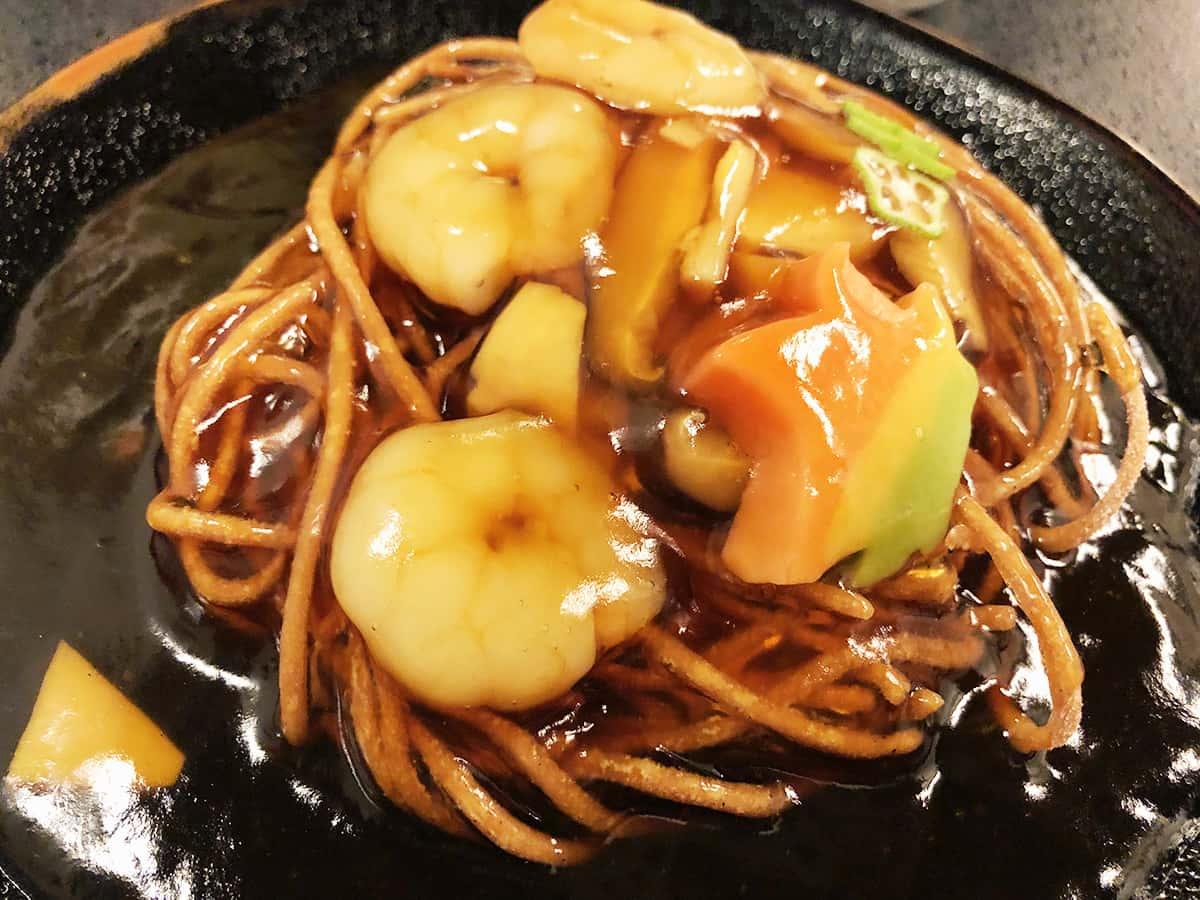 北海道 小樽 蕎麦 籔半|そば巣ごもり