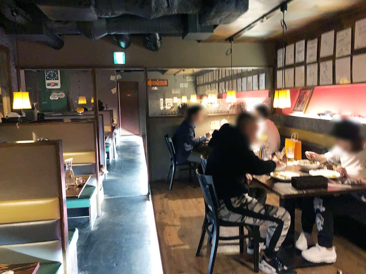 北海道 すすきの スープカリー スアゲ プラス 本店|店内
