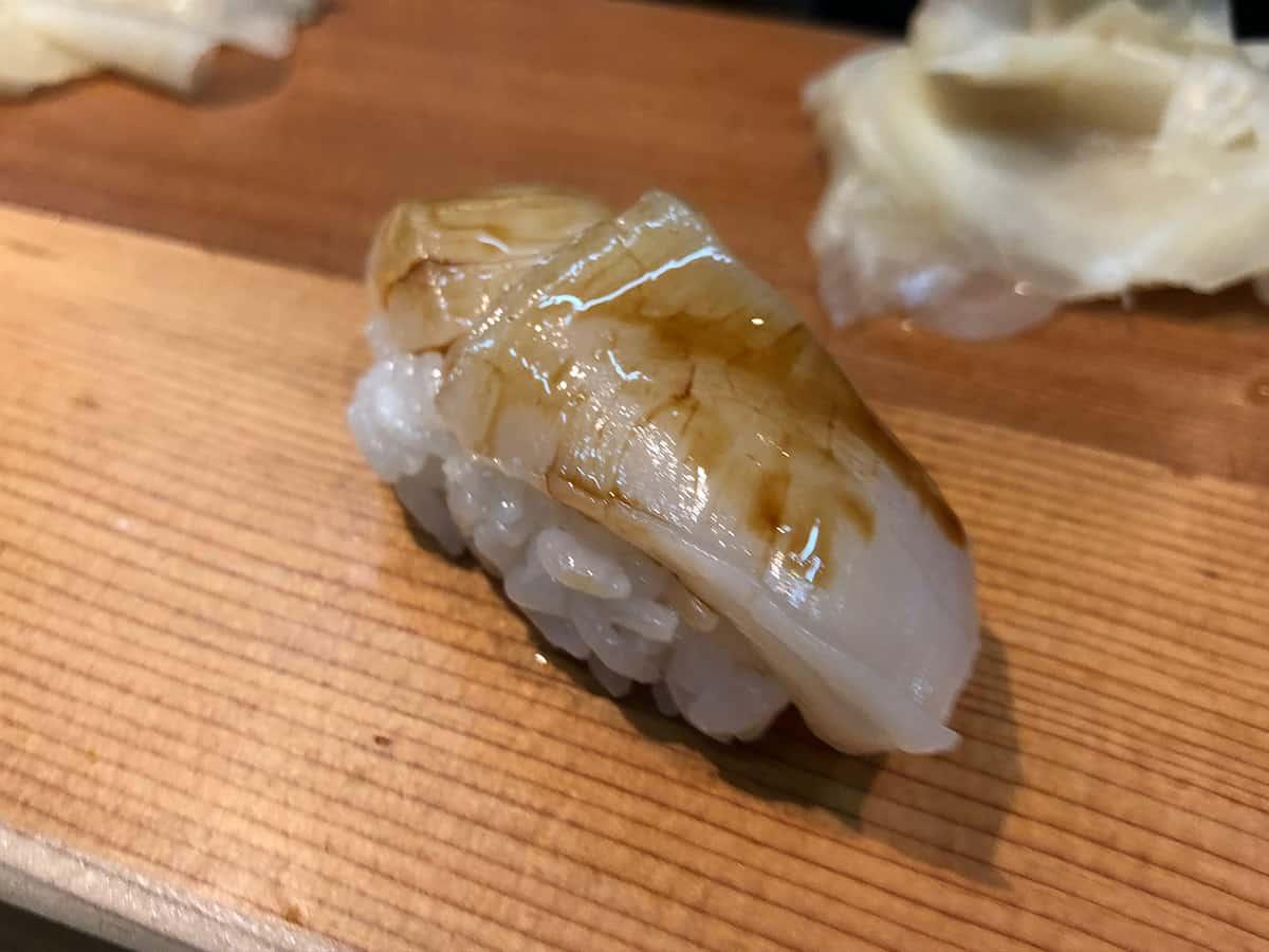北海道 さっぽろ朝市 鮨の魚政|ホタテ