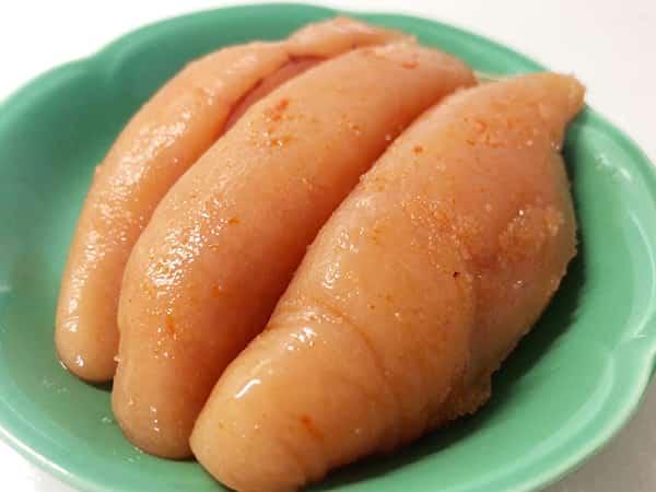 ネットで明太子買ったら美味しかったのでオススメします!|うまいもの大好き