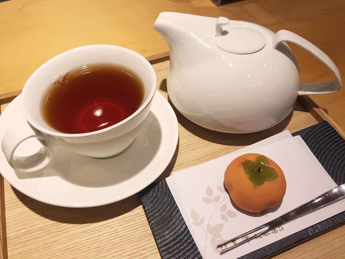 宮城 仙台 茶処 青葉並木 玉澤|紅茶と生菓子