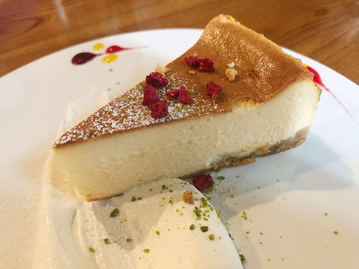 東京 八王子 パペルブルグ|御殿山チーズケーキ
