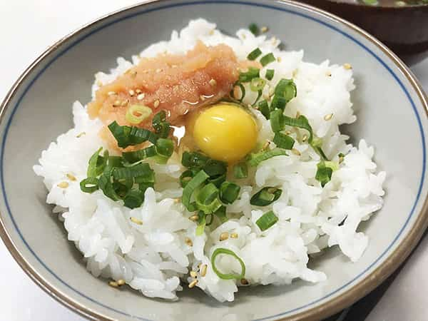 【レシピ】美味しい明太子で料理を作ってみました!