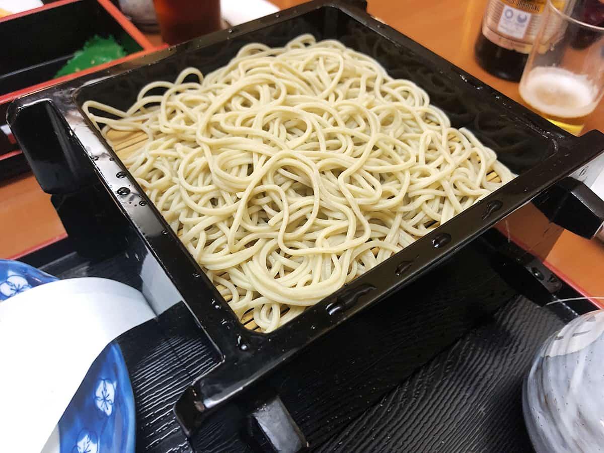 東京 日本橋 薮伊豆総本店 蕎麦