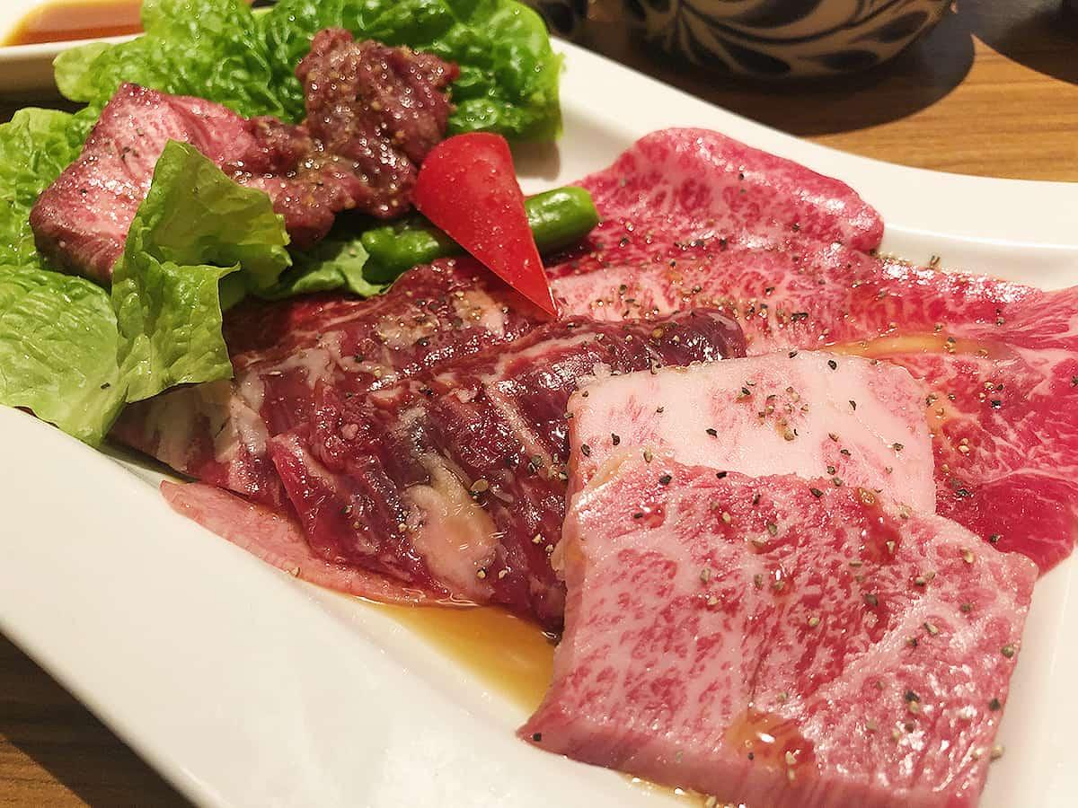 東京 恵比寿 恵比寿焼肉 kintan|お肉