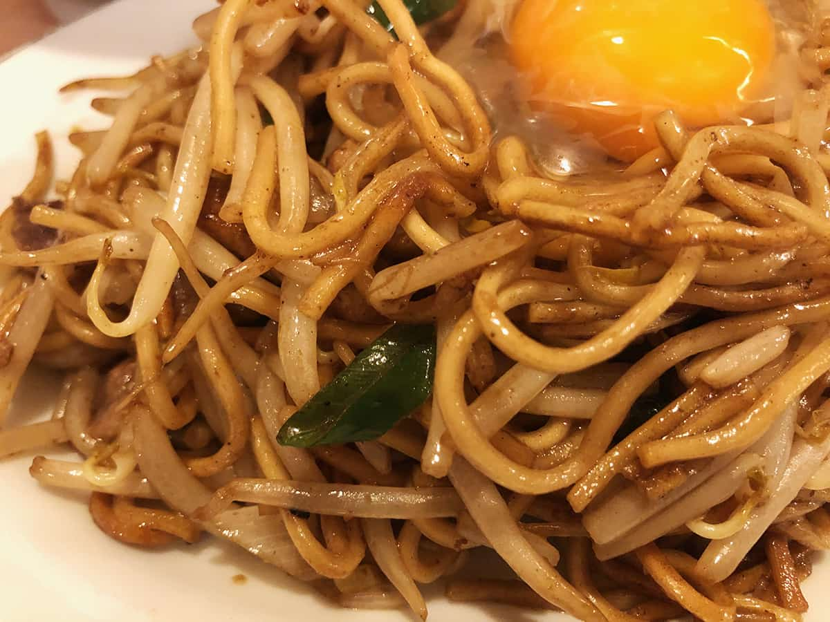 東京 高島平 あぺたいと 本店高島平店 麺