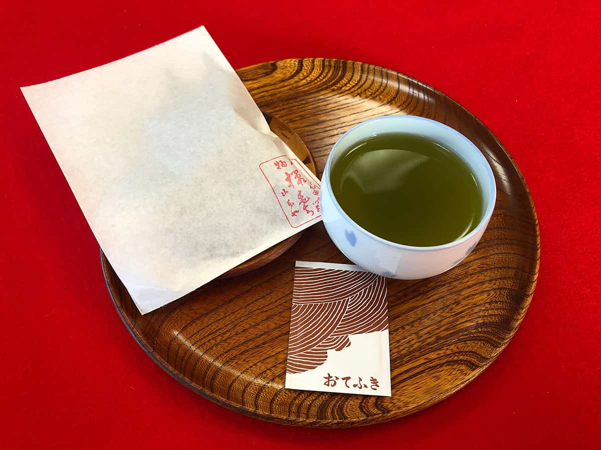 0702 東京 向島 長命寺 桜もち 桜餅