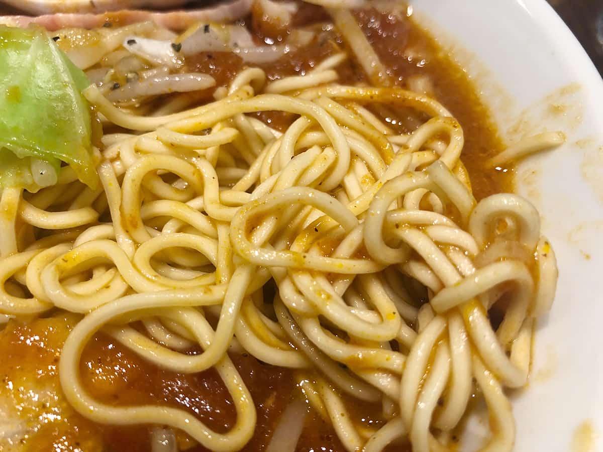 埼玉 狭山 カッパラーメンセンター|麺