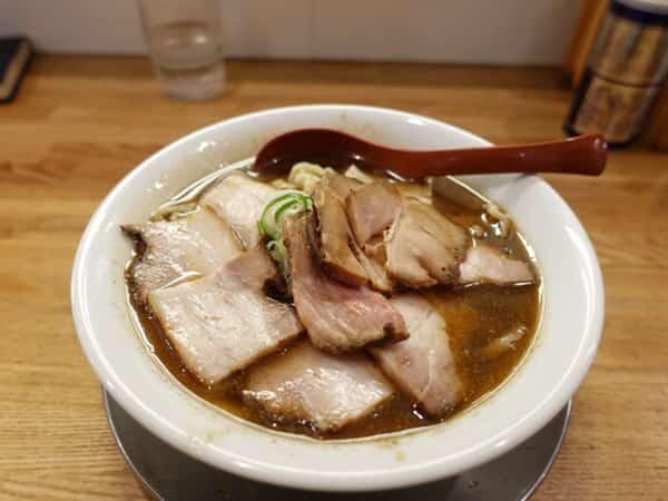 麺や 七彩 八丁堀店|ラーメン大好き小泉さん
