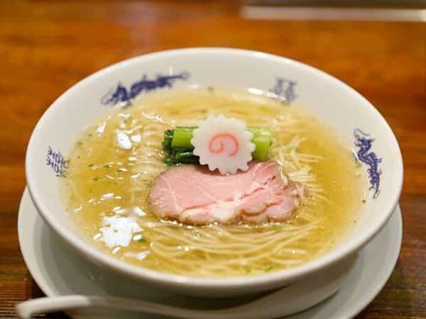 中華蕎麦にし乃 ラーメン大好き小泉さん