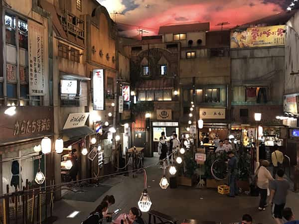 新横浜ラーメン博物館|ラーメン大好き小泉さん