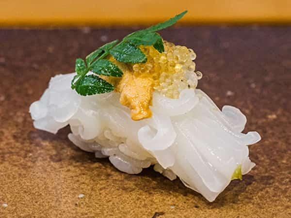 寿司つばさ せっかくグルメ