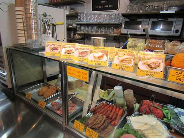 Sandwich Factory OCM せっかくグルメ