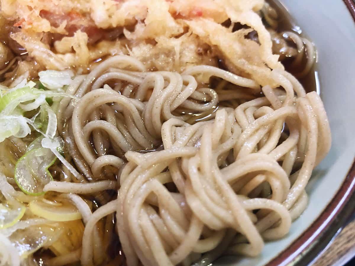 東京 両国 文殊 両国駅前店|蕎麦