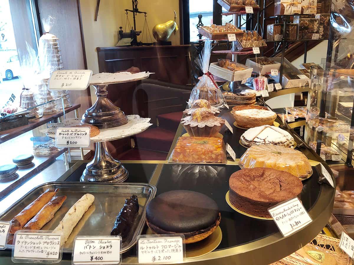 東京 世田谷 オーボンヴュータン 尾山台店 フランス伝統菓子