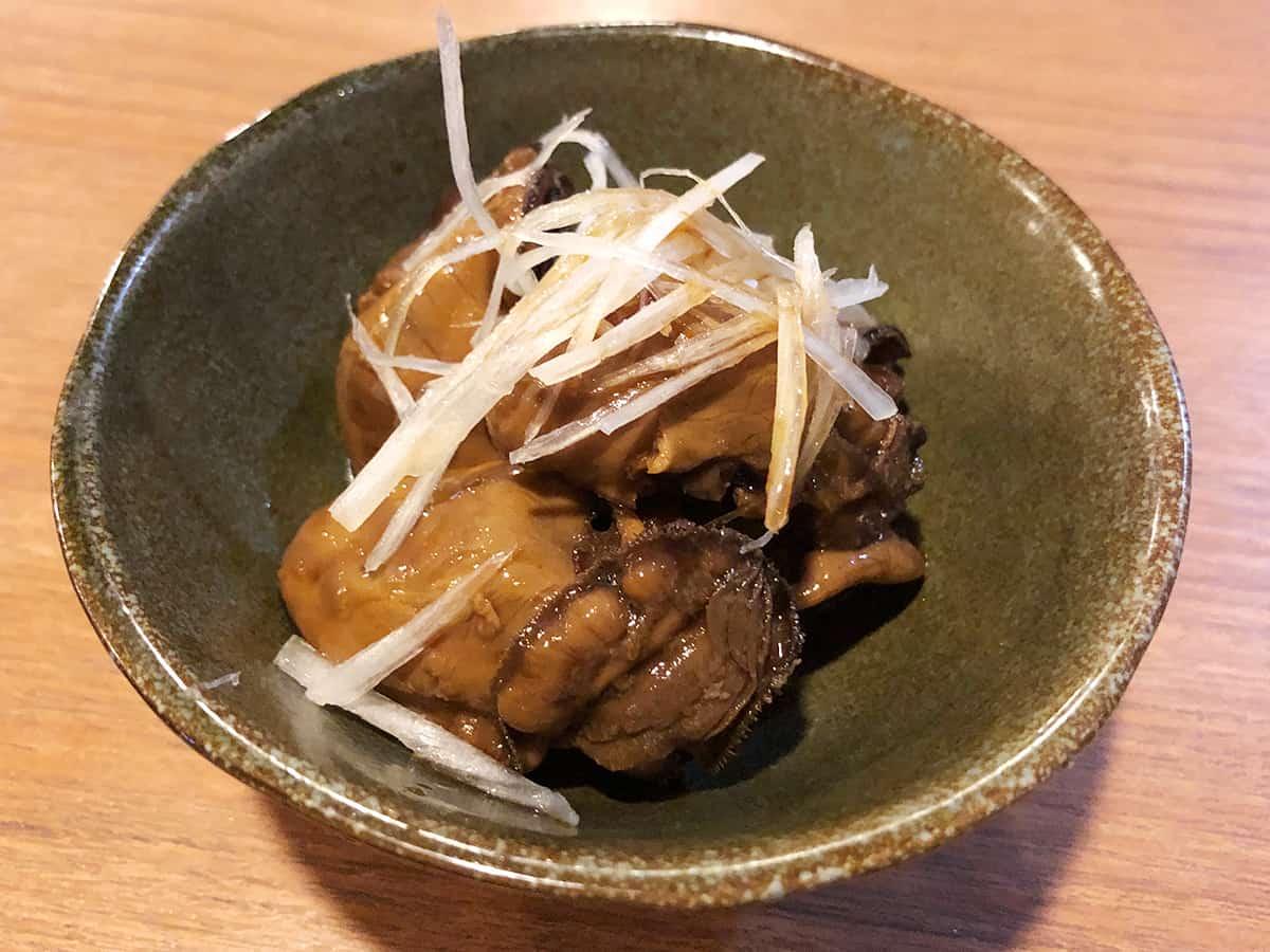 東京 大森 布恒更科|煮かき