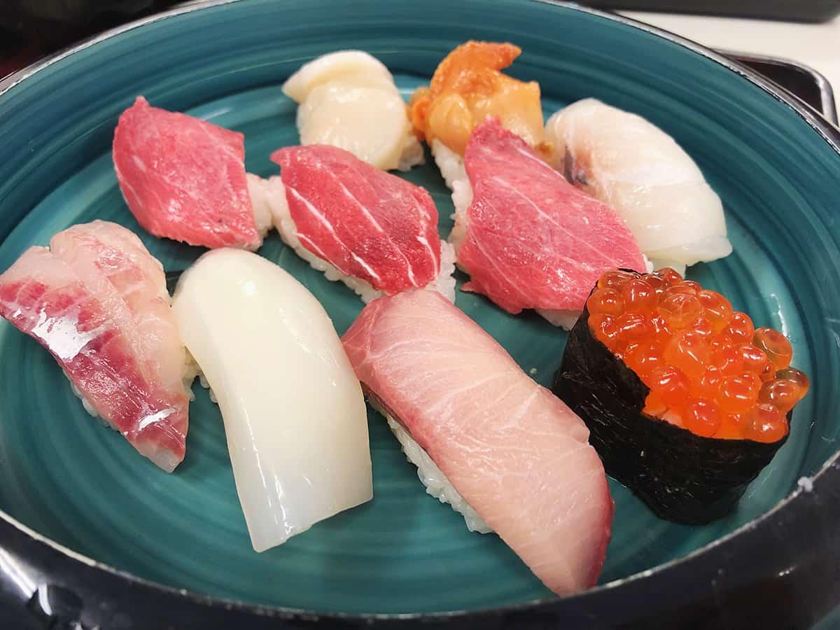 埼玉 所沢 定食や|特上寿司