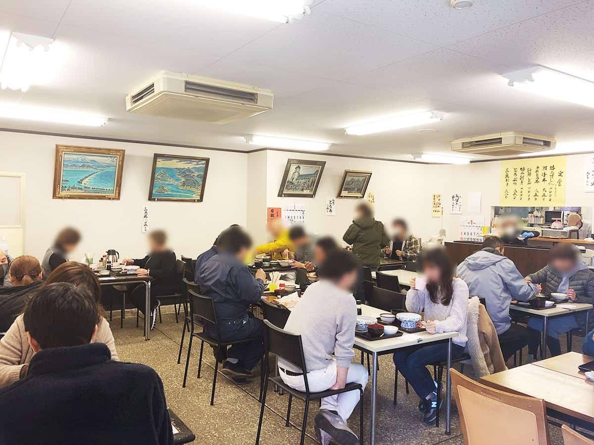 埼玉 所沢 定食や|店内