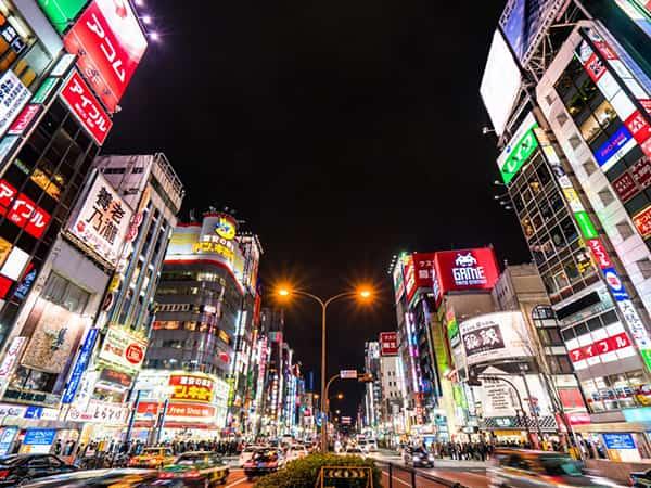 新宿|うまいもの大好き