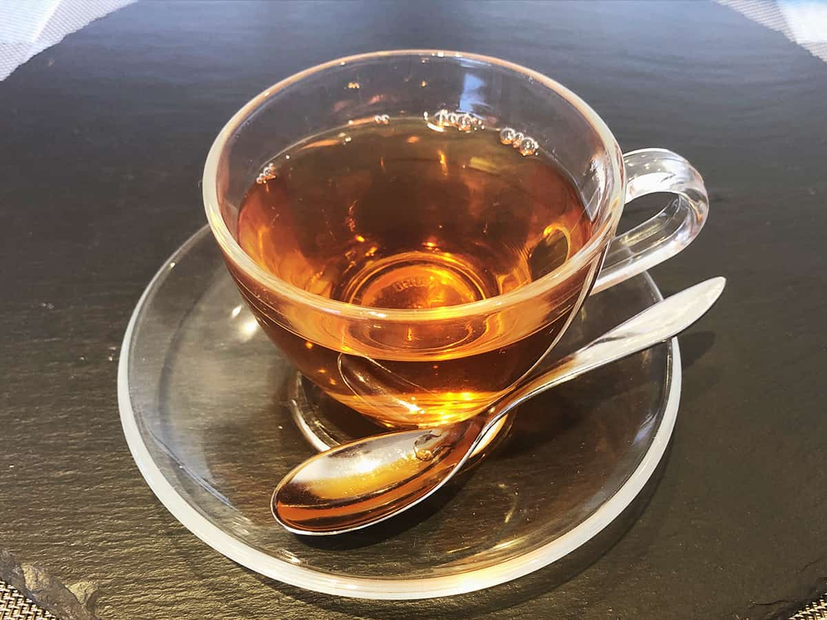 群馬 伊勢崎 リストランテ コジィ コジィ|紅茶