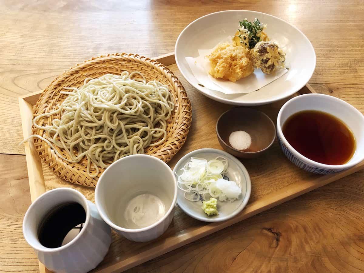 東京 八王子 蕎麦 坐忘|蕎麦