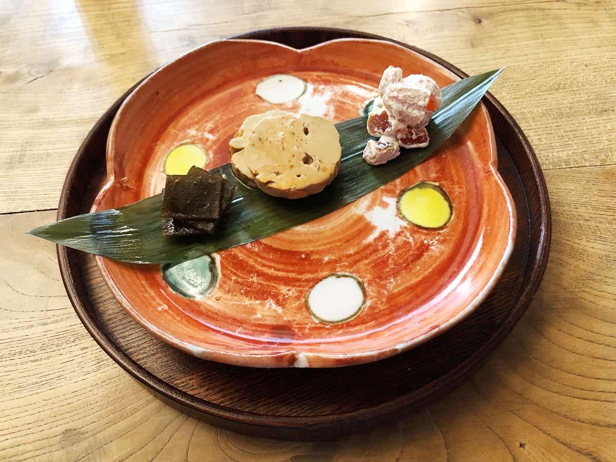 東京 八王子 蕎麦 坐忘|前菜