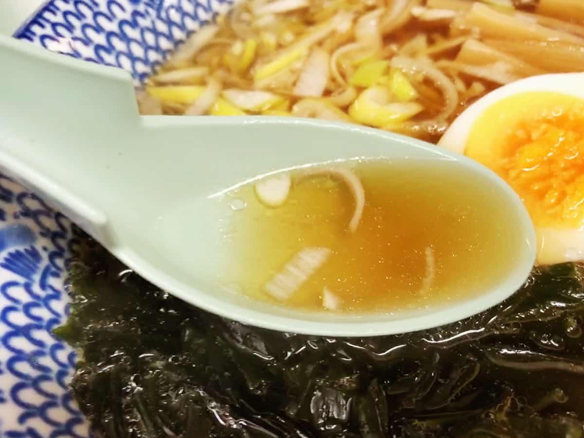 東京 吉祥寺 みんみん|スープ