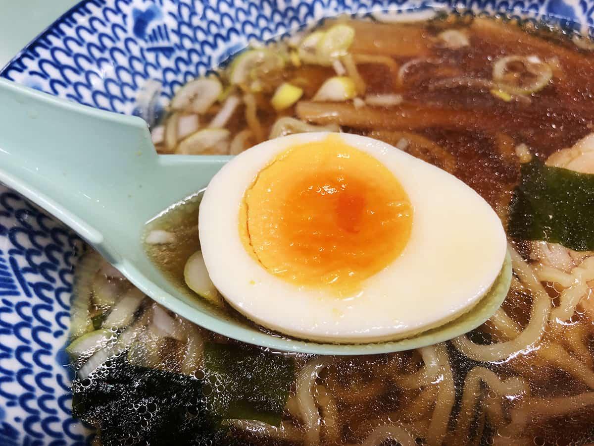 東京 吉祥寺 みんみん|ゆで卵
