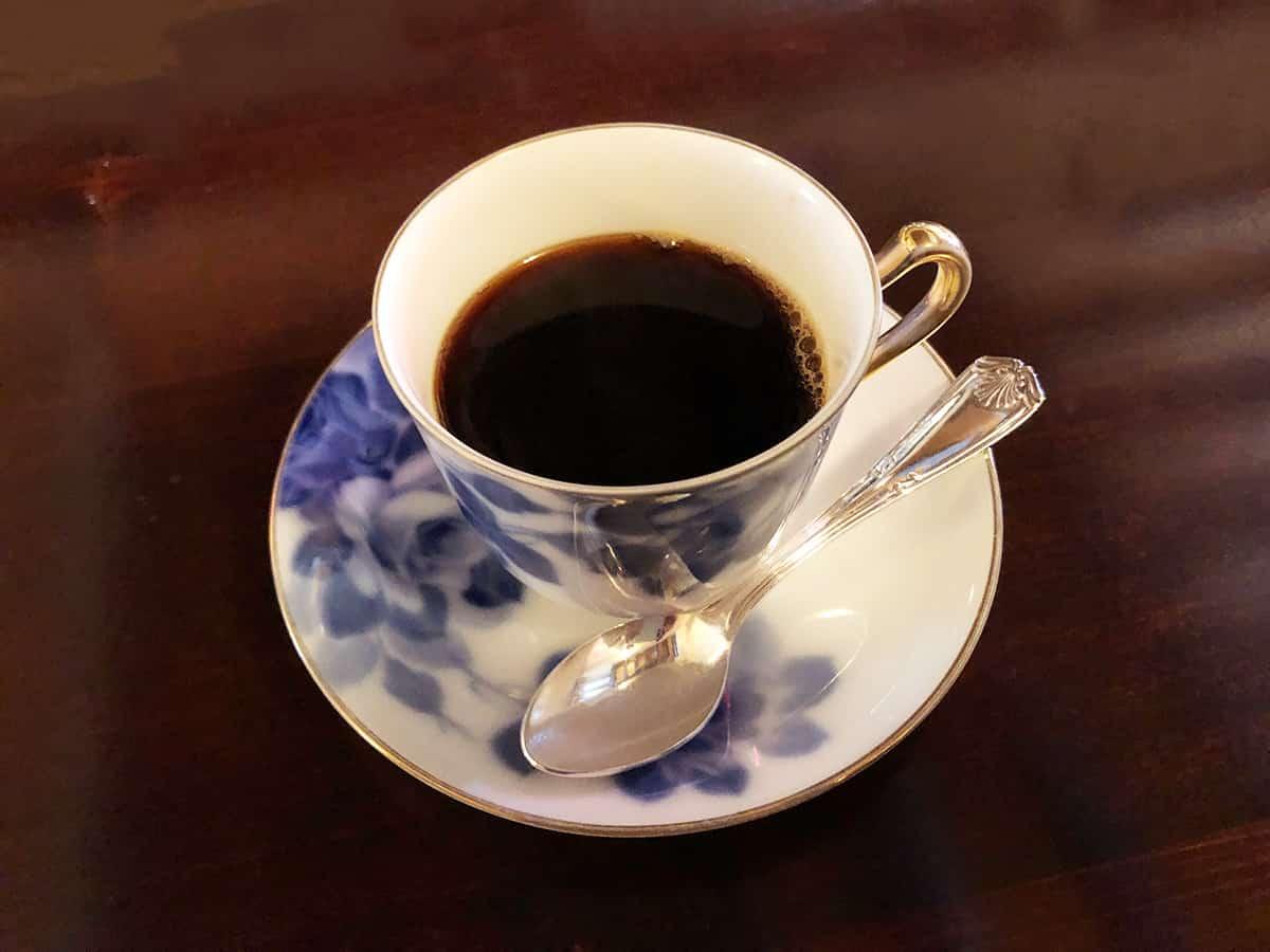 東京 吉祥寺 武蔵野珈琲店|ブレンドコーヒー