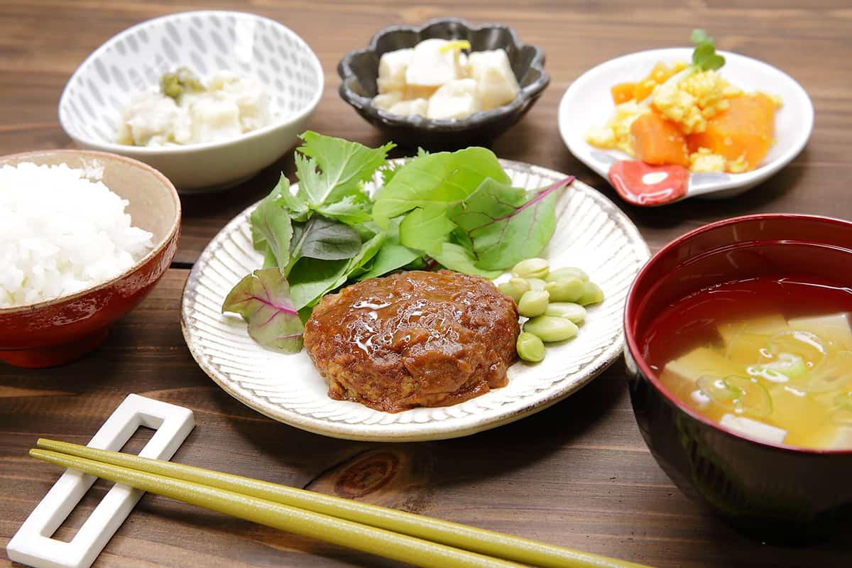 カロリー制限気づかい御膳|Dr.つるかめキッチン