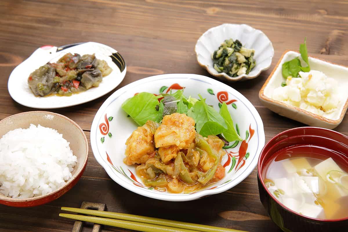 つるかめバランス栄養御膳|Dr.つるかめキッチン