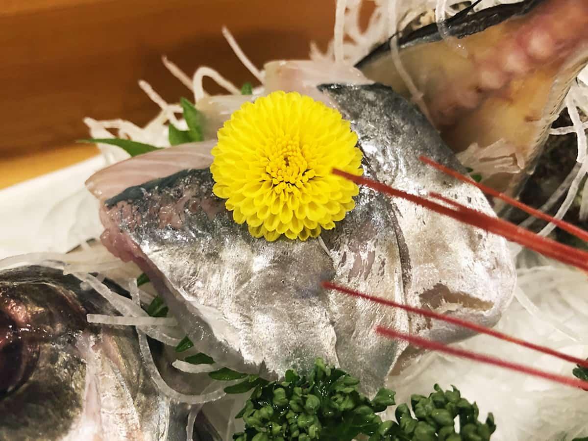 静岡 沼津 魚河岸 丸天 魚河岸店|アジ