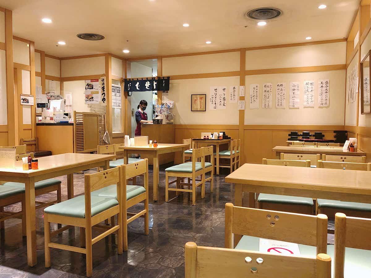 東京 吉祥寺 神田まつや 吉祥寺店|店内