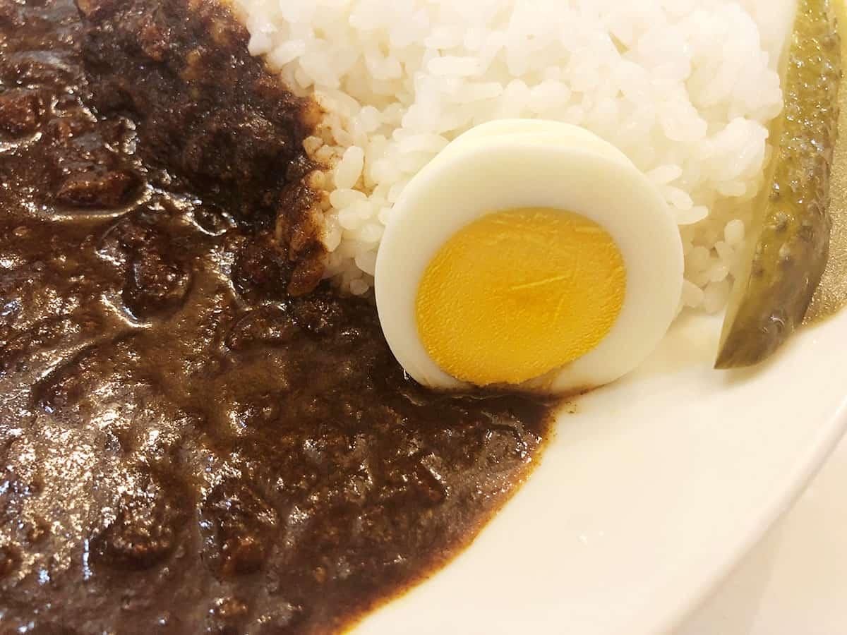 東京 国立 ロージナ茶房|ゆで卵