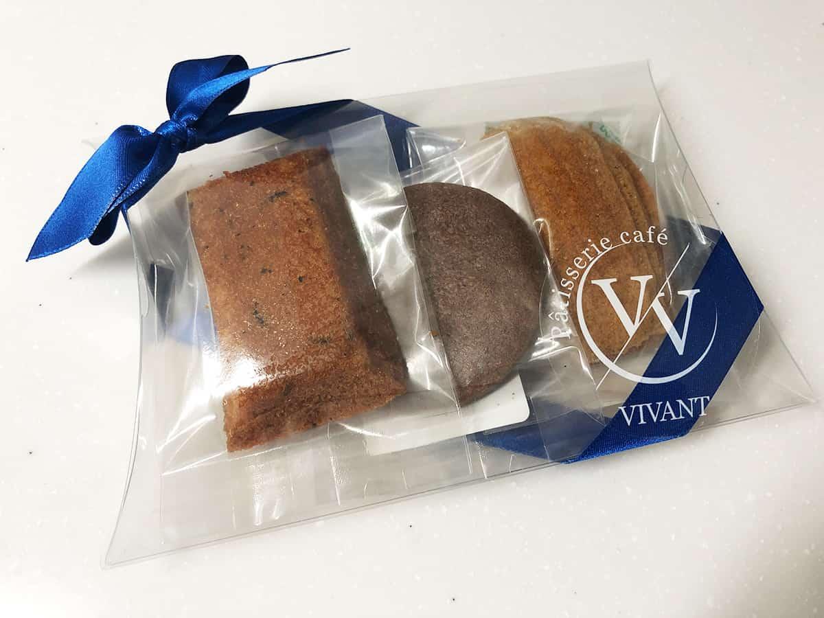 東京 国立 Patisserie cafe VIVANT (ヴィヴァン)|プティギフト