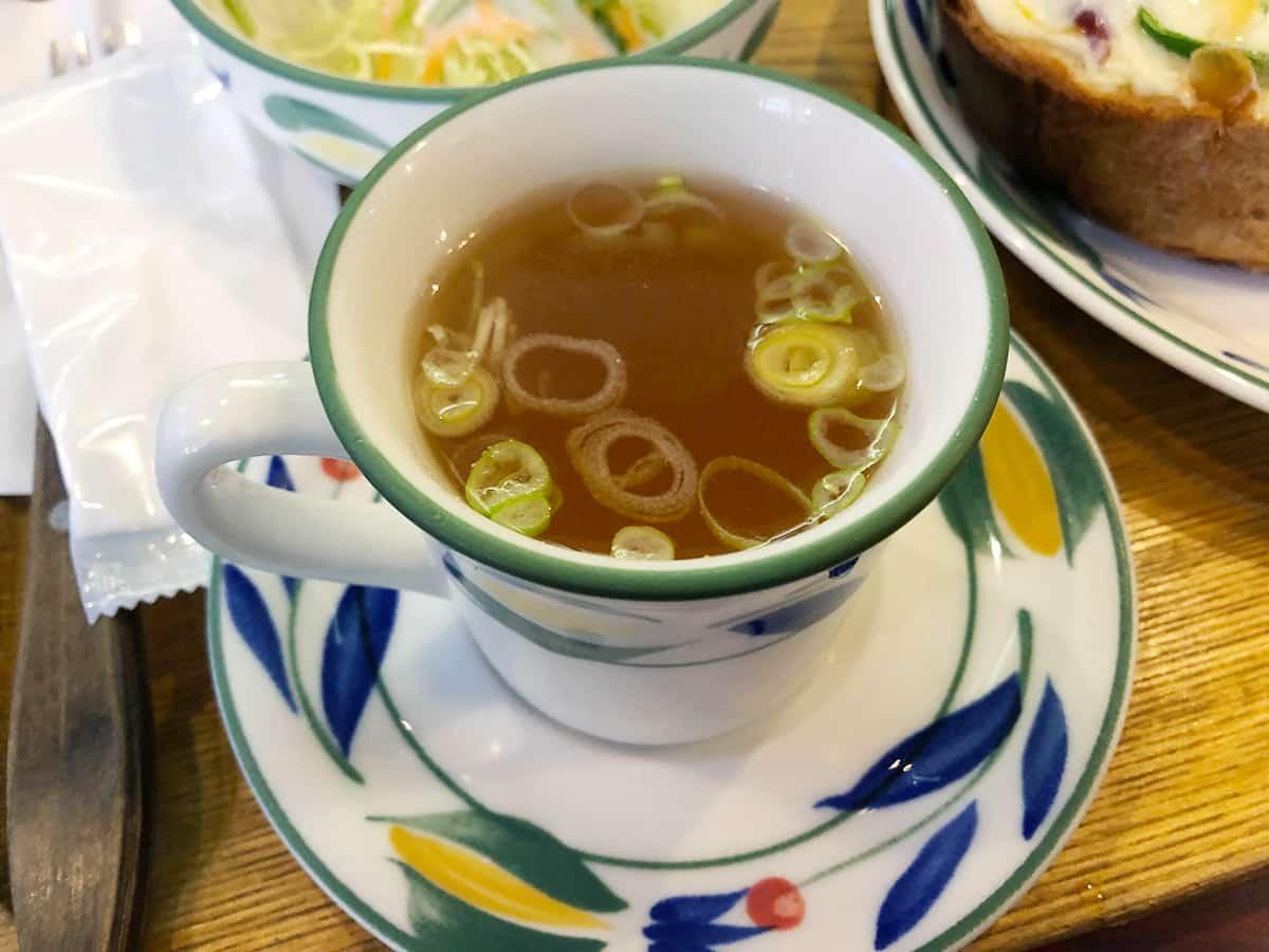 埼玉 大宮 伯爵邸 スープ