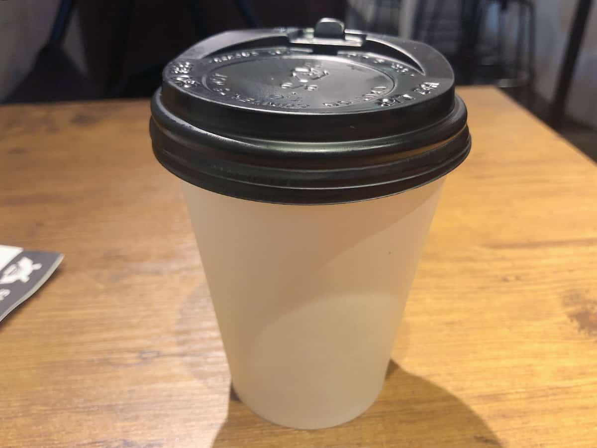 東京 新宿 ショーグンバーガー 新宿店|コーヒー