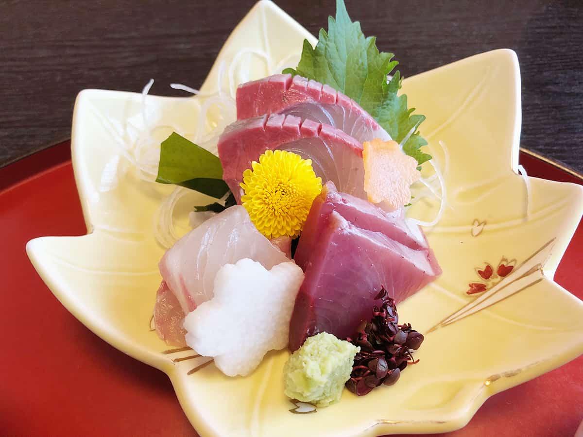 三重 志摩 日本料理 鯛|お造り