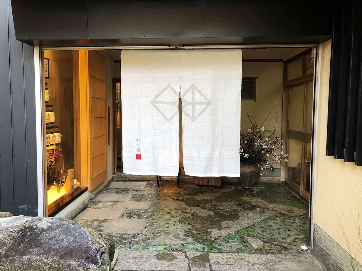 三重 桑名 日の出|入口