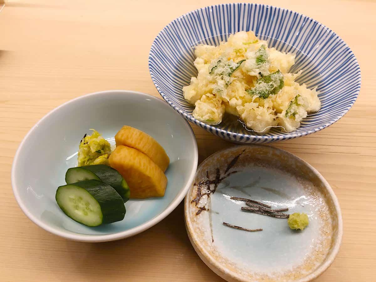 東京 神保町 てんぷらと和食 山の上|御飯