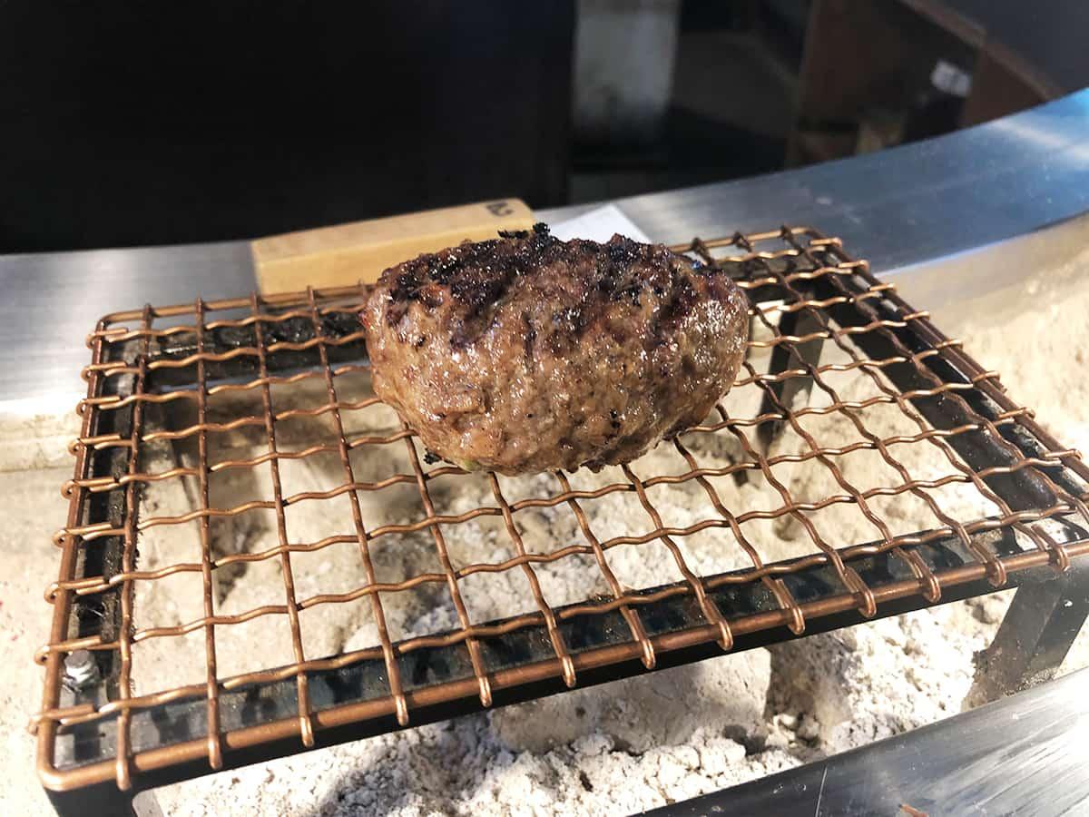 東京 吉祥寺 挽肉と米|炭火台
