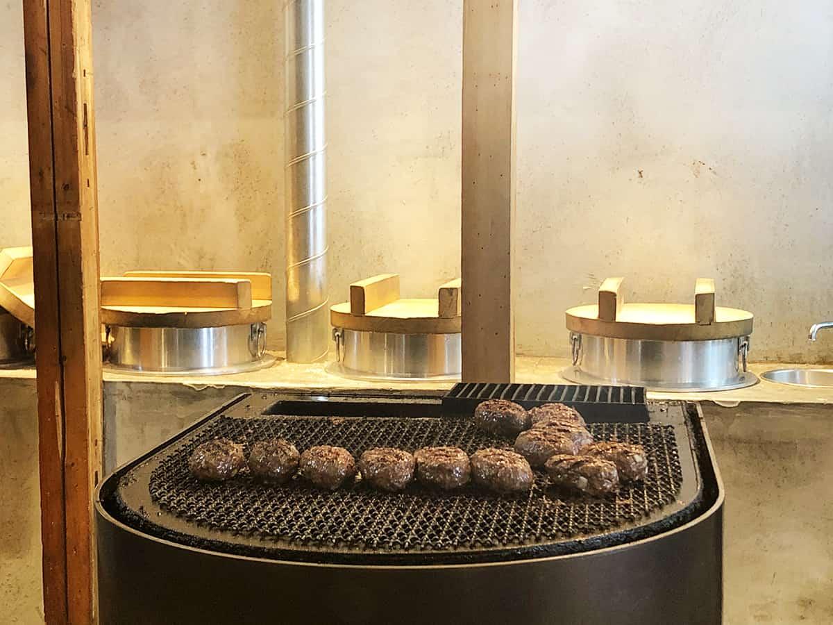 東京 吉祥寺 挽肉と米|キッチン