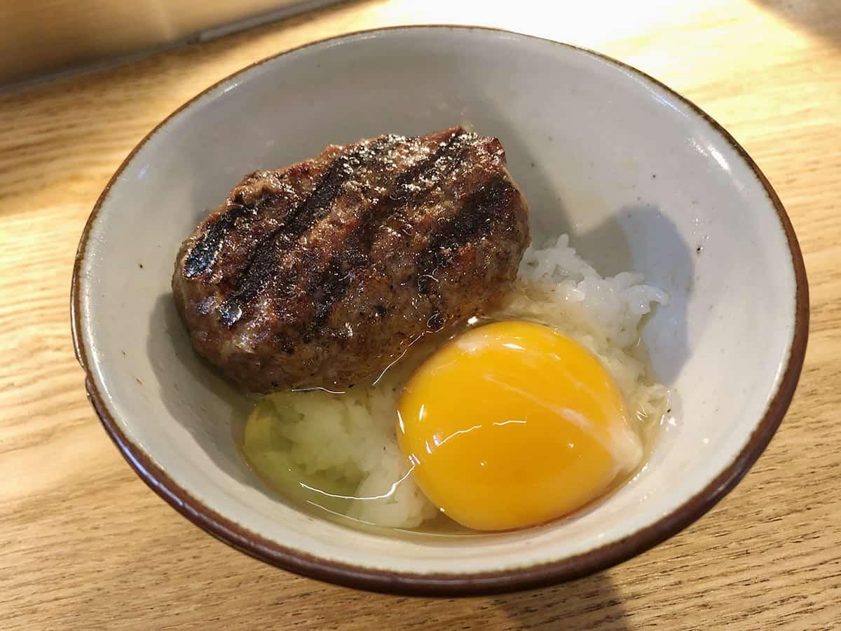 東京 吉祥寺 挽肉と米|ハンバーグ