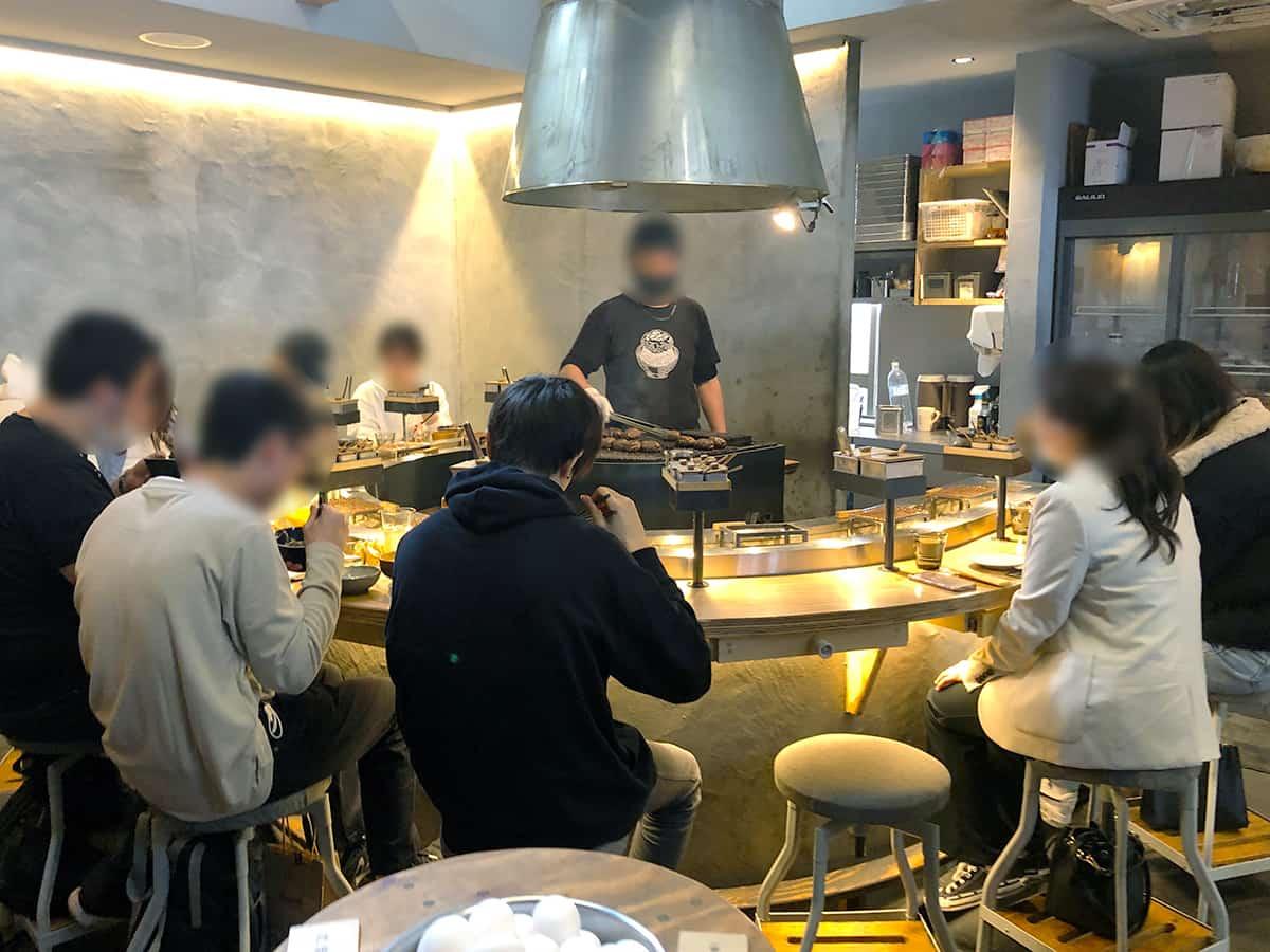 東京 吉祥寺 挽肉と米|店内