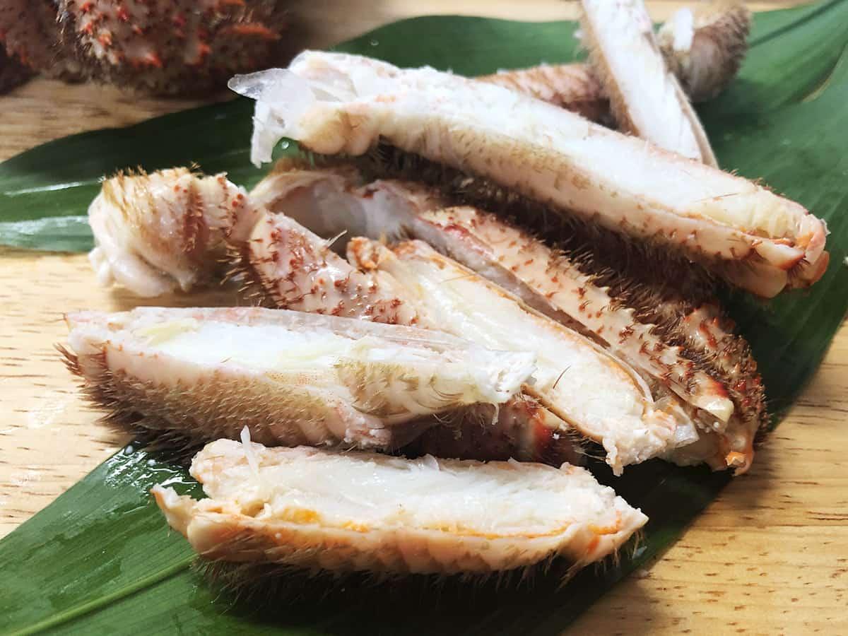 蟹脚|北海道ぎょれん