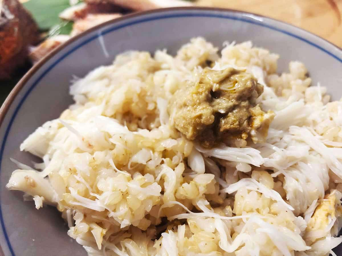 カニご飯|北海道ぎょれん